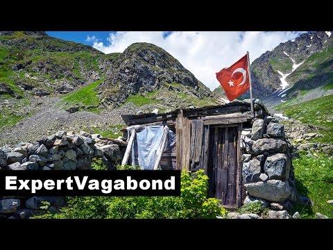 KACKAR MOUNTAINS - Trekking in Turkey