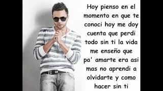 Tony Dize - El Doctorado ( letra ) ( 2013 )