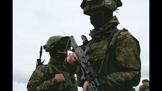 Russian Army • 2018 Военные учения России в зимний период. Russian troops during winter war game