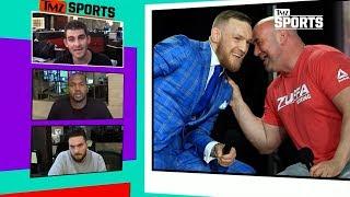 Dana White Says He Believes Conor McGregor's Retirement   TMZ Sports