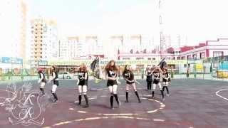 cl 2ne1   나쁜 기집애 the baddest female cover by k riot