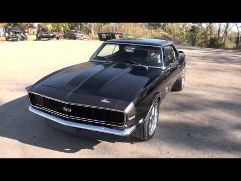 1968 Camaro 454 Auto 2843 Youtube