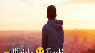 Wo kehne wale mujhko ferebi kaun farebi hai ye bta... Emotional haeart touching song..