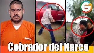 Cobrador del Narco detenido en Texas
