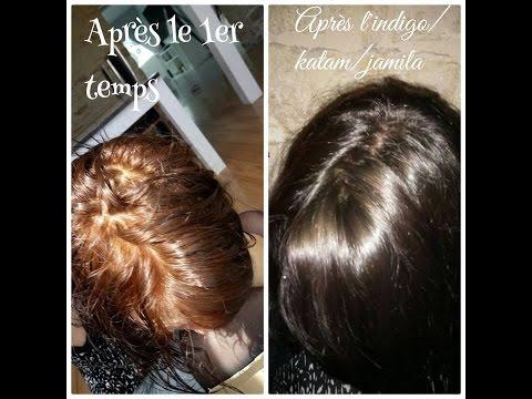 J Ai Reussi A Cacher Mes Cheveux Blancs Avec Le Henne Youhouu