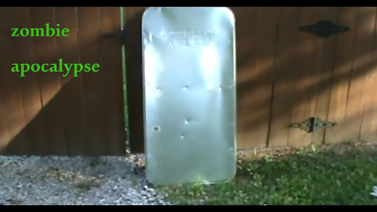 how to make a riot shield - YouTube