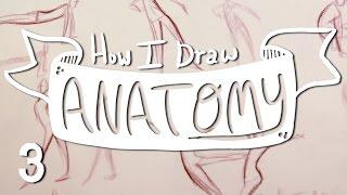 How I Draw ANATOMY #3: Silhouette