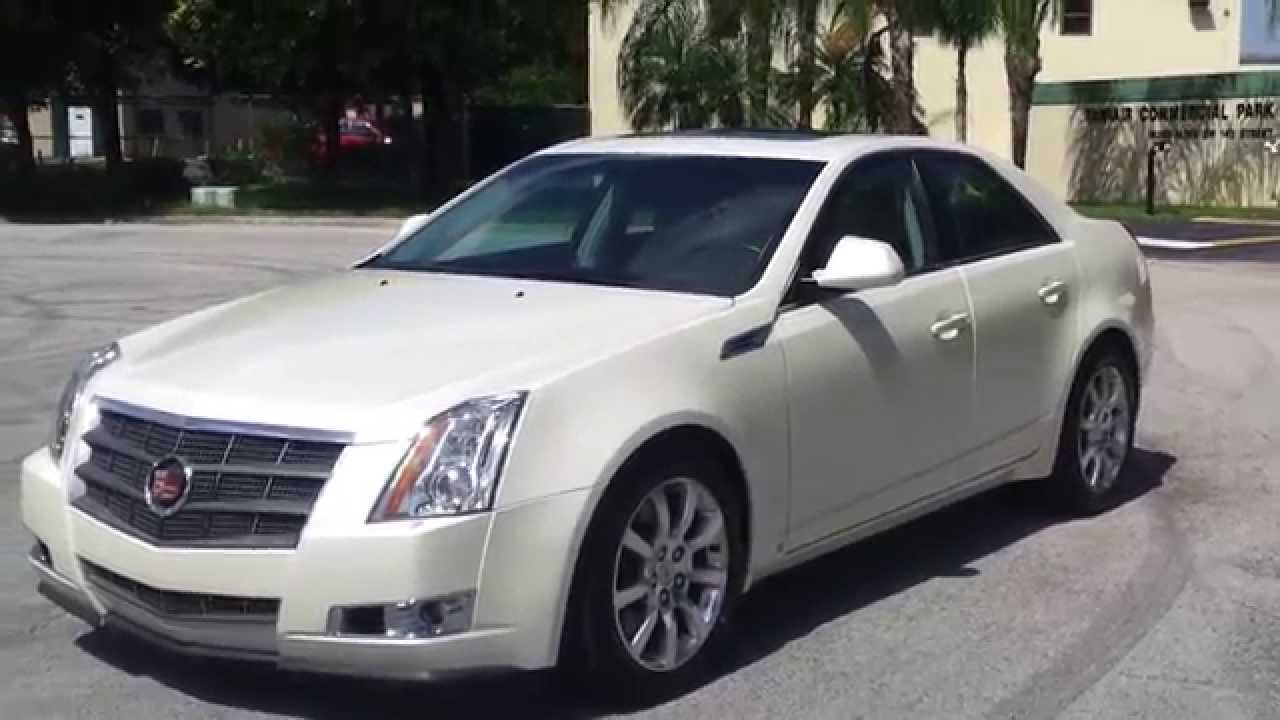 For Sale 2008 Cadillac Cts 4 V6 3 6l Luxury Collection