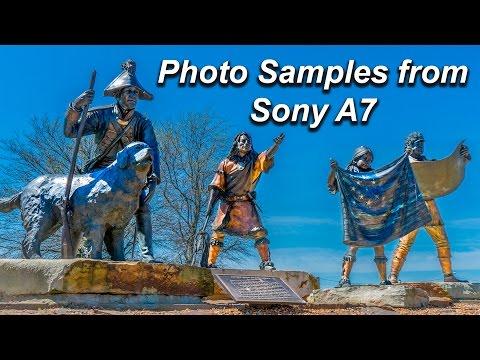 Sony A7 full frame photo samples