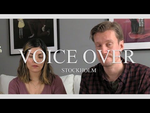 Voice Over Stockholm
