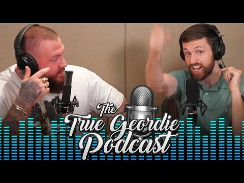 SPENCER FC UNCENSORED | True Geordie Podcast #4