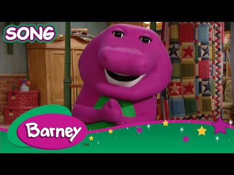 Barney - Mixing Colors (SONG)