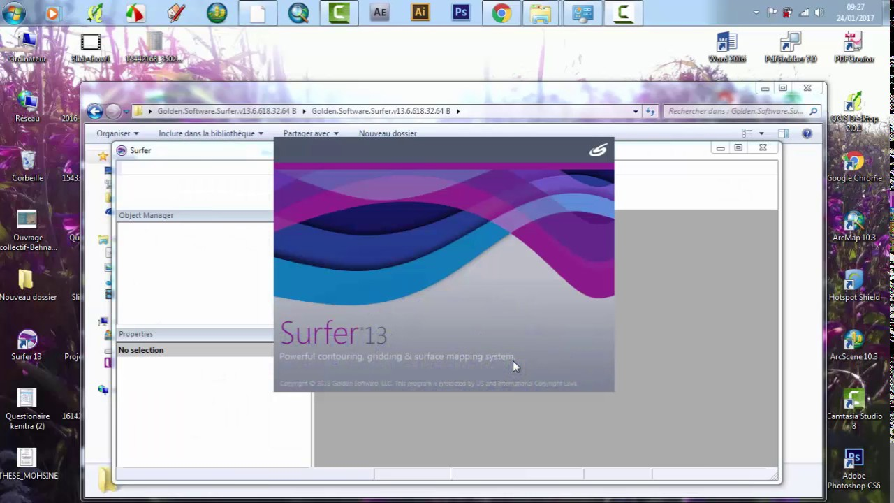 golden software surfer 11 portable - BARNEY'S
