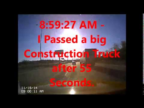 KCPD COP Pulled over Kansas City Resident on HWY 71 S on Nov 19 2014