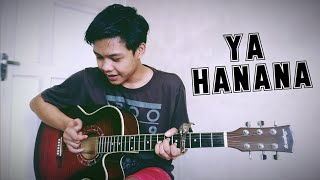 Habib syech - ya hanana | Finggerstyle cover | guitar cover