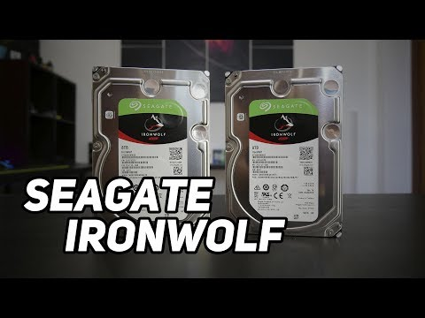 Обзор Seagate IronWolf // HDD для NAS - хранилищ // RAID - массивы