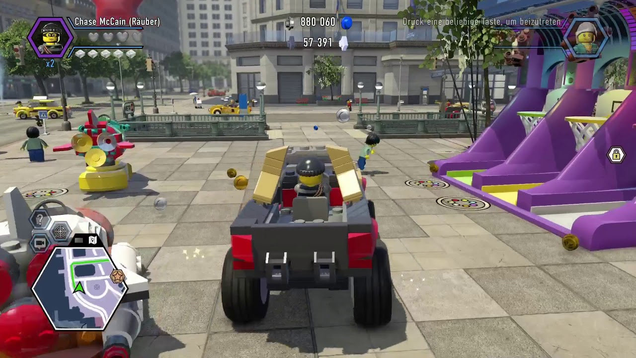 lego city undercover part 12  ninjago referenz und vinni