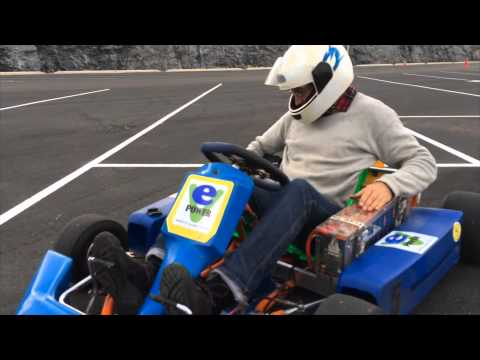 Gas Beating Electric Race Kart: 8 Steps (with Pictures)