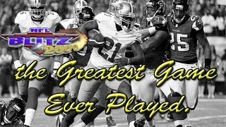 NFL Blitz 2000: The Greatest Game Ever Played - YoVideogames