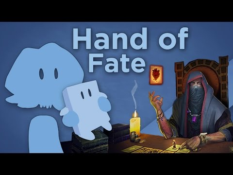 James Recommends – Hand of Fate – Deck-Building Roguelike Action RPG