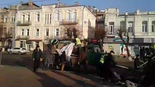 Акценти. У Вінниці знесли тарифний майдан(, 2015-12-16T12:39:39.000Z)