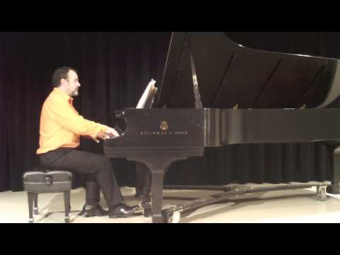 Sergei Prokofiev, Op. 65, No. 12, The Moon in the Meadow