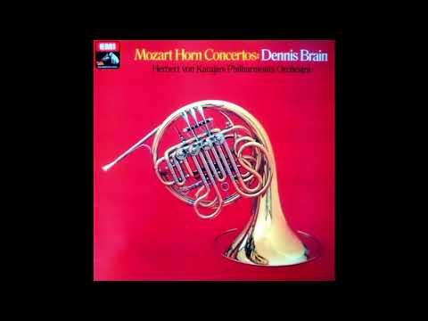 Mozart Horn Concertos / Dennis Brain / Philharmonia Orchestra, Herbert von Karajan