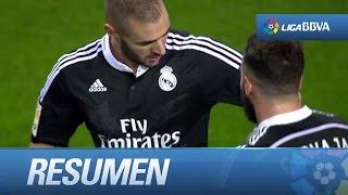 Resumen de Málaga CF (1-2) Real Madrid - HD