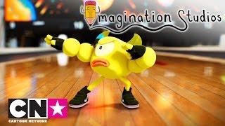 Ритмонстры | Боулинг (Впервые на YouTube) | Cartoon Network