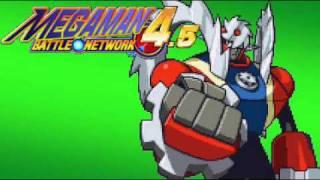 Mega Man Battle Network 4.5 OST - T14: Theme Of MetalMan.EXE