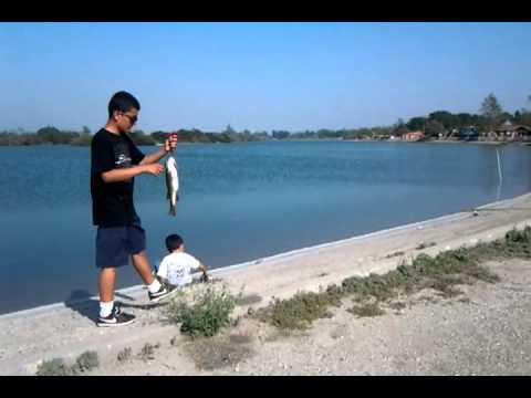 Santa fe dam bass youtube for Santa fe dam fishing