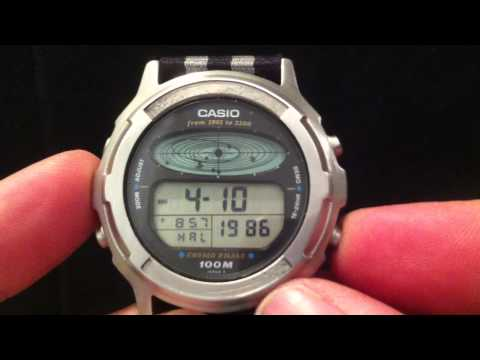 Casio thermo scanner watch spf 10 doovi for Thermo scanner watch