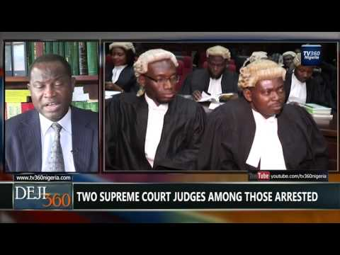 DEJI360 EP 130 Part 2: Two Supreme Court judges among those arrested