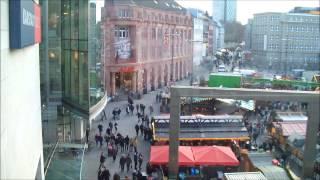 Der grösste Weihnachtsbaum der Welt in Dortmund