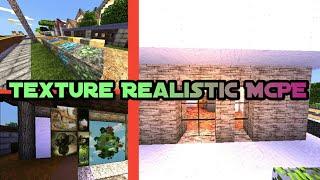 Download Texture Realistic Paling mantap di MCPE