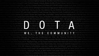 Dota - We, the Community (Documentary, ENG & RU subtitles)