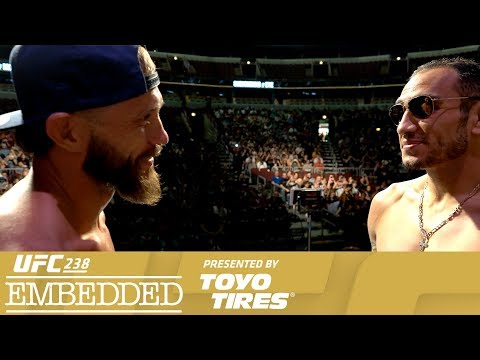 UFC 238 Embedded: Vlog Series - Episode 6