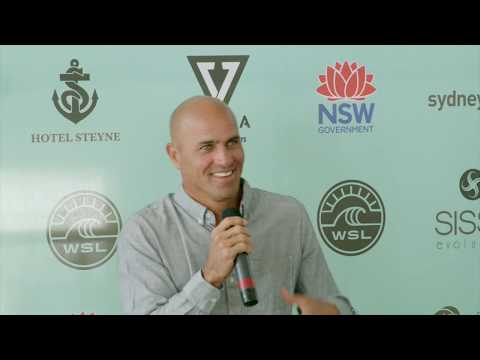 Kelly Slater explains return to a Qualifying Series (QS) event