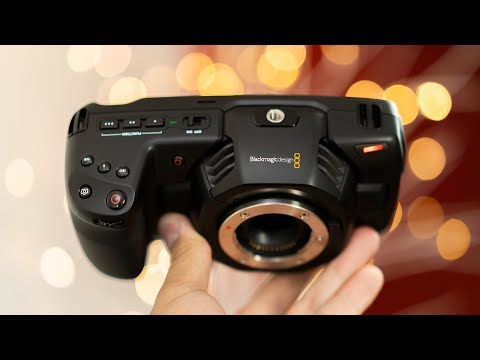 Blackmagic Pocket Cinema 4K First Review - Beautiful But Limiting!