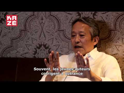 "Interview with Kazuhiko Torishima subtitled in english: ""His encounter with Toriyama."""
