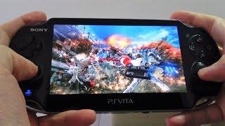 PS Vita - Freedom Wars Gameplay