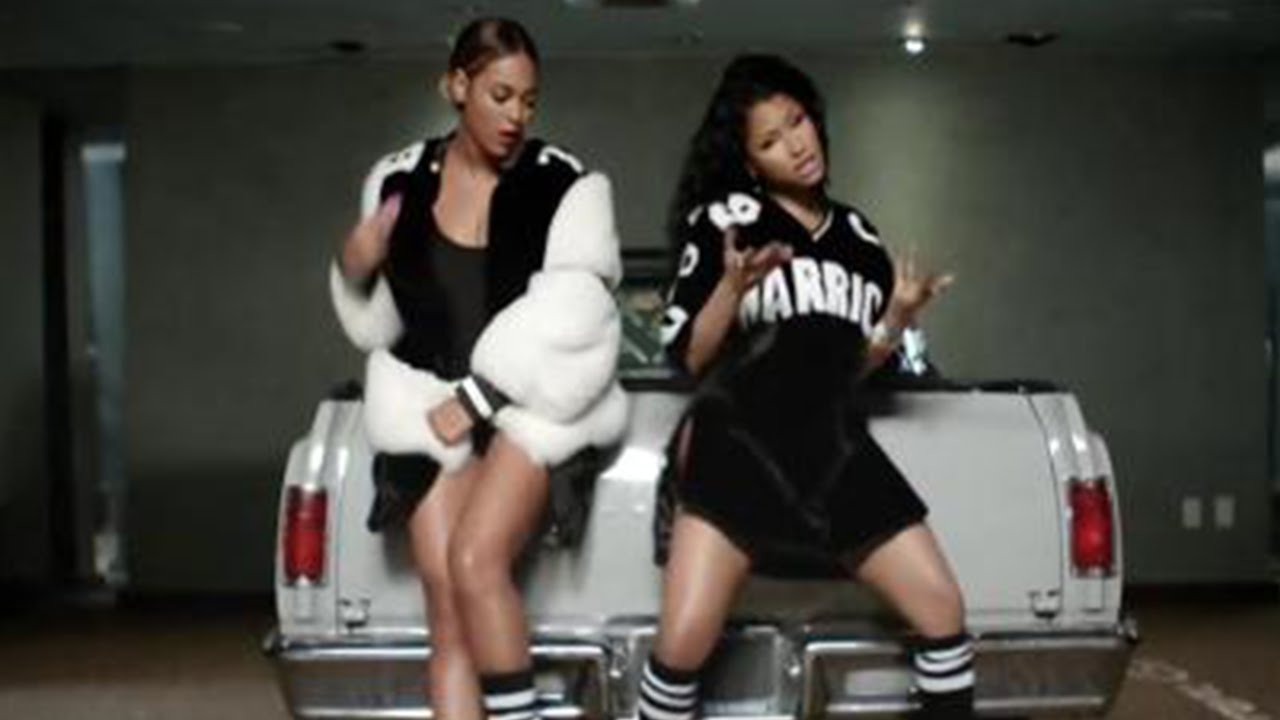 789664954ee Nicki Minaj   Beyonce  Feeling Myself  Video Released On Tidal - YouTube
