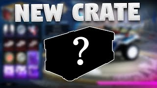 NEW Crate On Rocket League (Update Information)