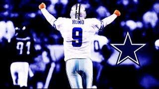 Tony Romo Dallas Cowboys Career Highlights