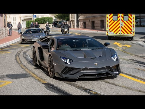 Top Marques Monaco 2019 - VOL. 6 (F40, Onyx Design Aventador S, Prior Design GT-R, 488 Pista, RS7)
