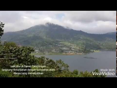 Wisata Di Bali Danau Tamblingan Twin Lake View Youtube