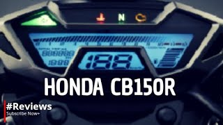 Honda CB150R ExMotion Price, Specs, Images, Mileage, Colors - #Reviews