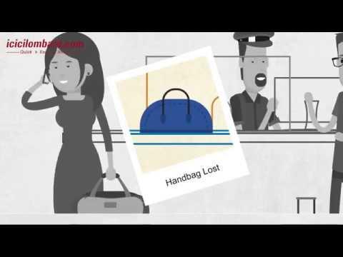 ICICI Lombard Travel Insurance