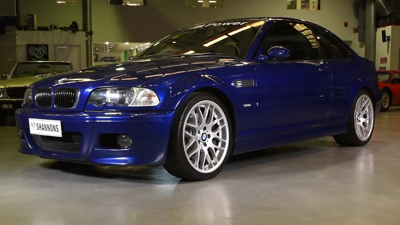 2005 BMW M3 'Competition Package' Coupe - 2018 Shannons Sydney Autumn Classic Auction