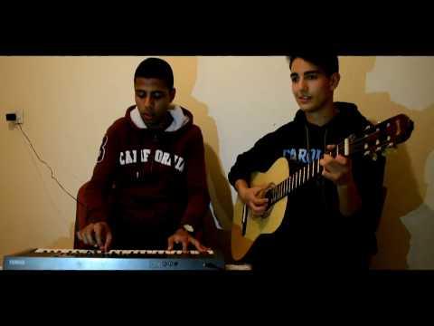 Moroccan MASHUP -Guitar-&-Piano- (Sid l'juge, Hasdouna, Ya rayeh, Ya lm3efer..) HD